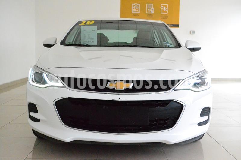 Chevrolet Cavalier Premier Aut usado (2019) color Blanco precio $265,000