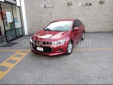 Chevrolet Cavalier 4P LT 1.5L TA A/AC. VE RA-15 usado (2018) color Rojo precio $181,000