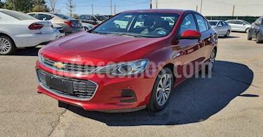 Chevrolet Cavalier Premier Aut usado (2019) color Rojo precio $209,800