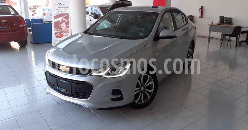 Chevrolet Cavalier 4 pts. C PREMIER AT usado (2019) color Blanco precio $194,900
