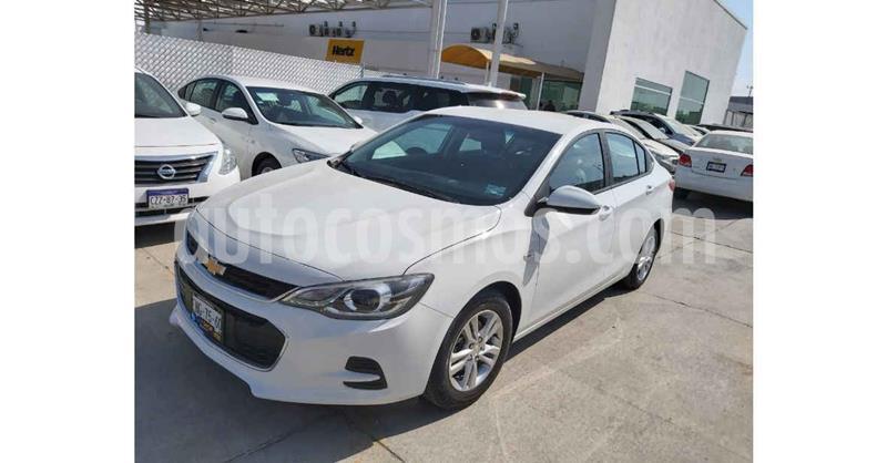 Chevrolet Cavalier 4p LT L4/1.5 Aut usado (2018) color Blanco precio $184,900