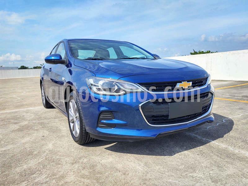 Chevrolet Cavalier Premier Aut nuevo color Azul precio $348,400