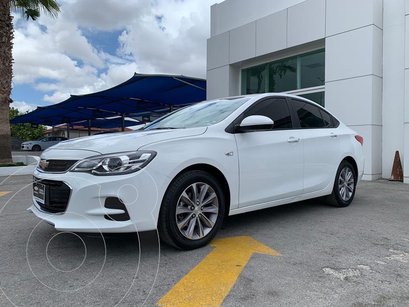 Foto Chevrolet Cavalier Premier Aut  usado (2021) color Blanco precio $424,000