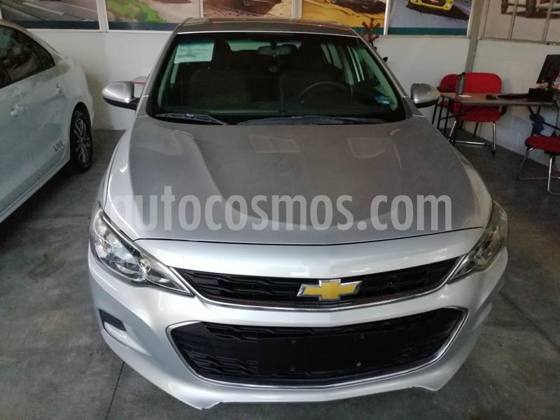Chevrolet Cavalier LS usado (2018) color Plata Brillante precio $185,000