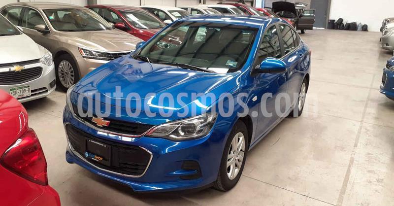 Chevrolet Cavalier 4p LT L4/1.5 Aut usado (2019) color Azul precio $184,900