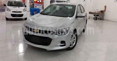 Chevrolet Cavalier 4 pts. B LT AT usado (2019) color Plata precio $197,900
