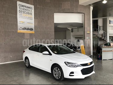 Chevrolet Cavalier Premier Aut usado (2019) color Blanco precio $275,000
