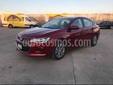Chevrolet Cavalier 4 pts. C PREMIER AT usado (2019) color Rojo precio $214,900