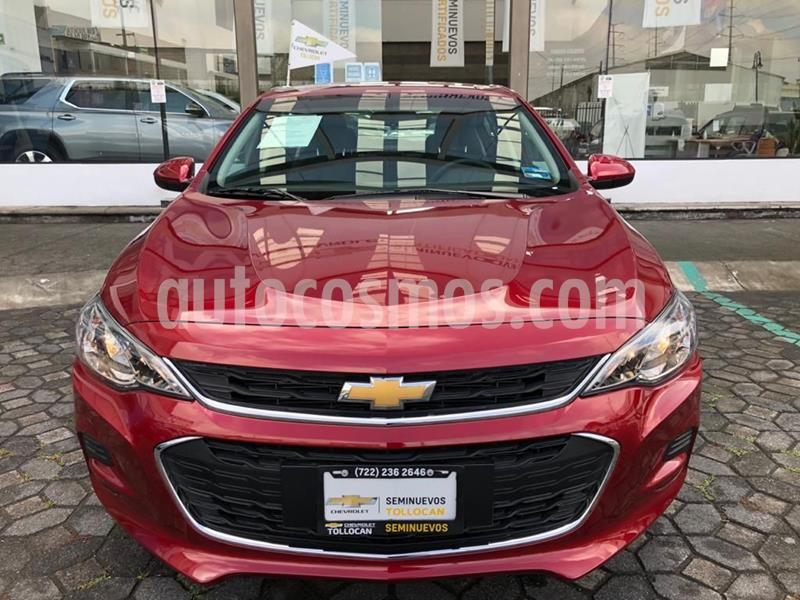 Chevrolet Cavalier LS usado (2020) color Rojo precio $275,000