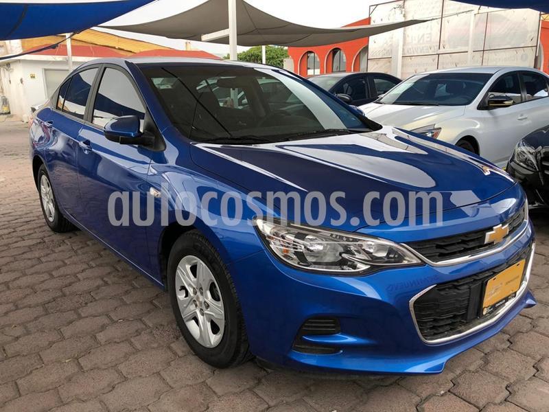 Chevrolet Cavalier LS Aut usado (2019) color Azul precio $220,000