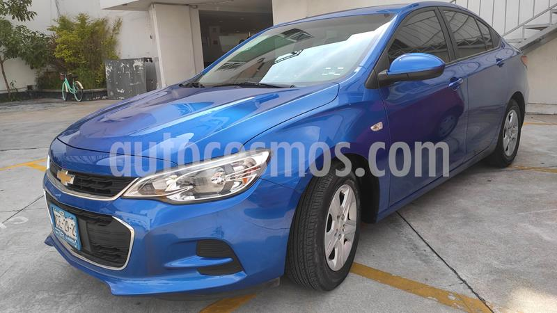 Chevrolet Cavalier LS usado (2018) color Azul precio $187,500