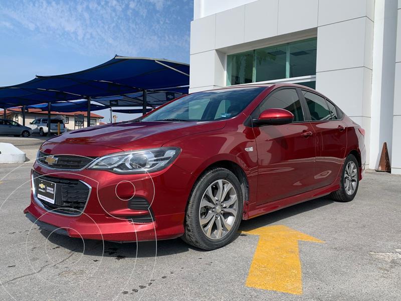 Foto Chevrolet Cavalier Premier Aut usado (2018) color Rojo precio $281,500