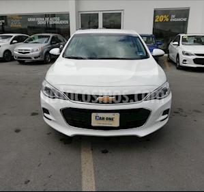 Chevrolet Cavalier LT Aut usado (2018) color Blanco precio $220,000