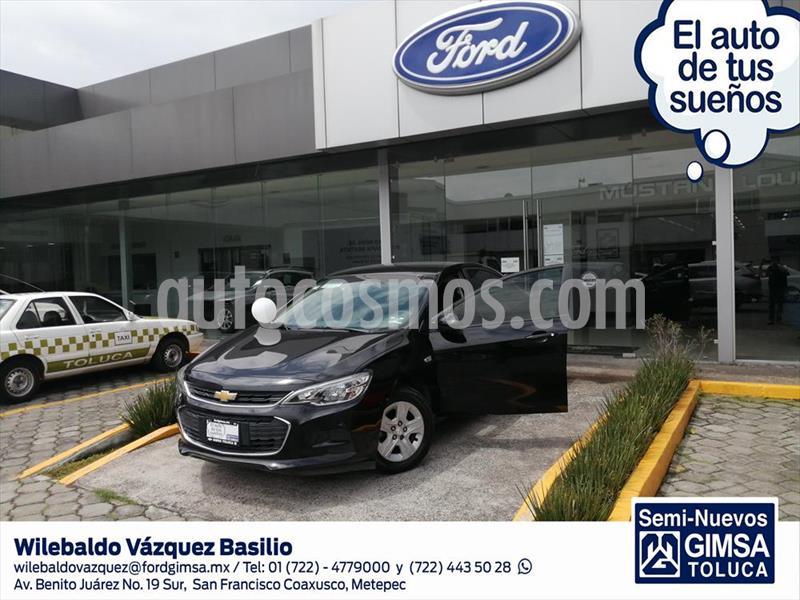Chevrolet Cavalier LS Aut usado (2019) color Negro precio $189,000