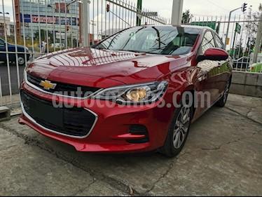 Chevrolet Cavalier Premier Aut usado (2019) color Rojo precio $238,500