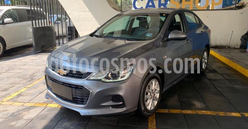 Chevrolet Cavalier LT Aut usado (2020) color Gris precio $209,900
