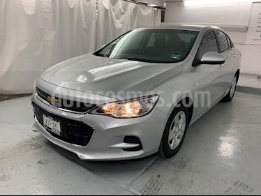 Chevrolet Cavalier LS usado (2019) color Plata Brillante precio $210,000