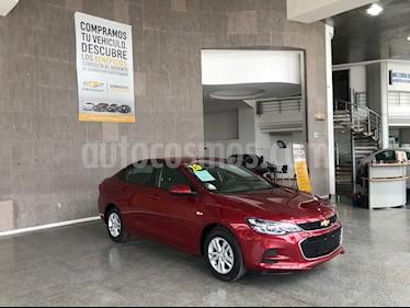 Chevrolet Cavalier LT Aut usado (2019) color Rojo precio $269,000