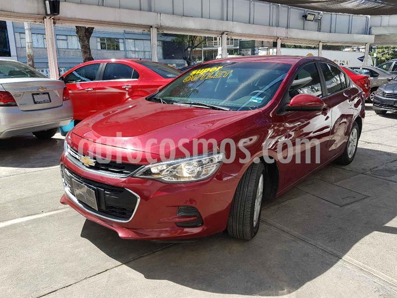 Chevrolet Cavalier LS Aut usado (2019) color Rojo precio $199,000