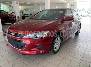 Chevrolet Cavalier LS usado (2019) color Rojo precio $199,000