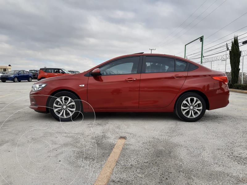 Chevrolet Cavalier Premier Aut usado (2018) color Rojo Cobrizo precio $225,000