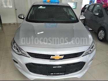 Chevrolet Cavalier Premier Aut usado (2019) color Plata precio $285,000