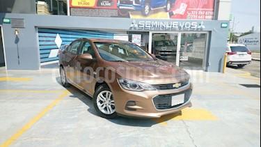 Chevrolet Cavalier LT Aut usado (2019) color Bronce precio $235,000
