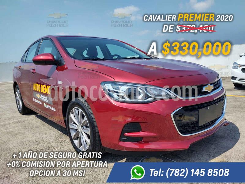 Chevrolet Cavalier Premier Aut nuevo color Rojo precio $330,000