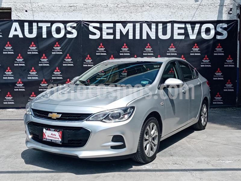 Chevrolet Cavalier Premier Aut usado (2019) color Plata Brillante precio $255,000