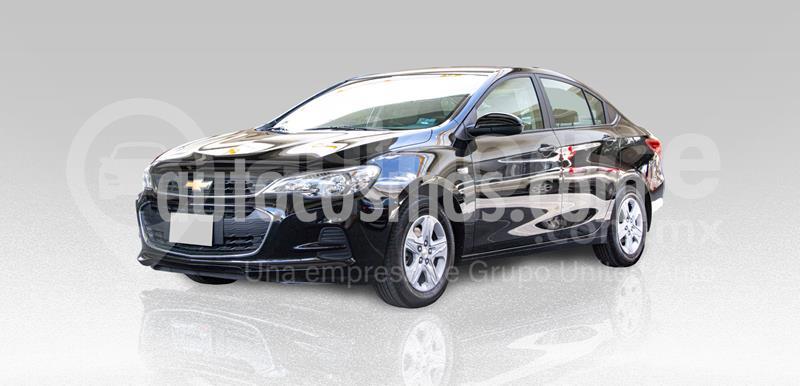 Chevrolet Cavalier LS Aut usado (2019) color Negro precio $250,000