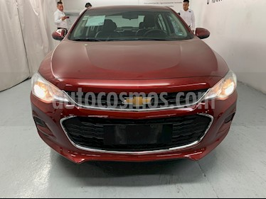 Chevrolet Cavalier LT Aut usado (2018) color Rojo precio $179,900