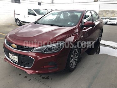 Chevrolet Cavalier Premier Aut usado (2018) color Rojo precio $230,000