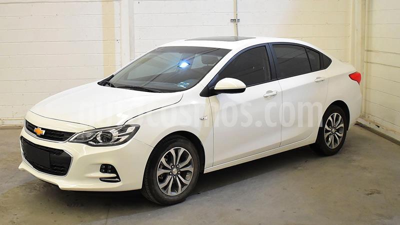 Chevrolet Cavalier Premier Aut usado (2019) color Blanco precio $230,000