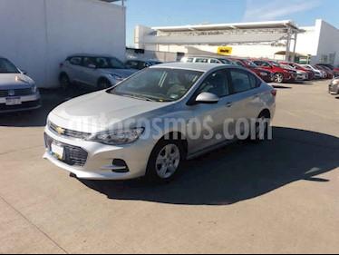 Chevrolet Cavalier 4p LS L4/1.5 Aut usado (2019) color Plata precio $179,900