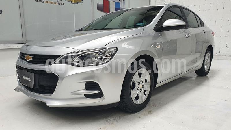 Chevrolet Cavalier LS usado (2018) color Plata Dorado precio $183,000