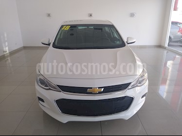 Chevrolet Cavalier LT Aut usado (2018) color Blanco precio $224,000