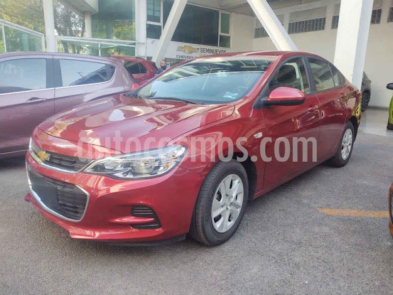 Foto Chevrolet Cavalier LS usado (2020) color Rojo precio $265,000