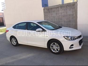 Chevrolet Cavalier LT Aut usado (2019) color Blanco precio $220,000