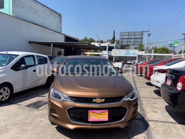 Chevrolet Cavalier Premier Aut usado (2019) color Cafe precio $229,900