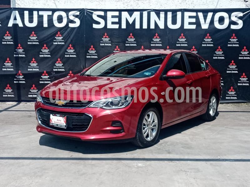Foto Chevrolet Cavalier 4P 2.2L Basico B usado (2019) color Rojo Vivo precio $235,000