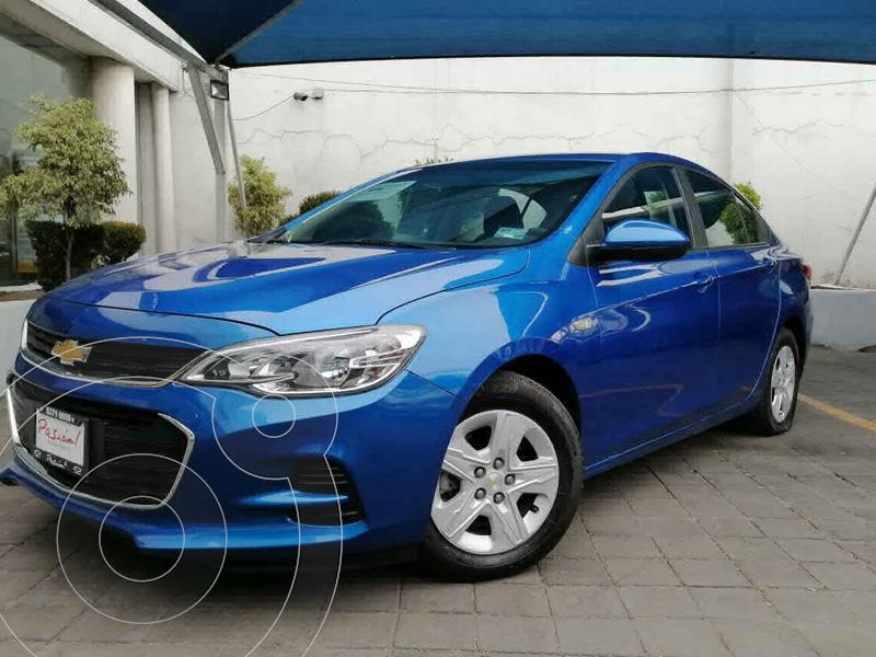 Chevrolet Cavalier LS Aut usado (2019) color Azul precio $199,000