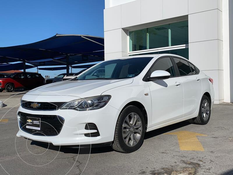 Foto Chevrolet Cavalier Premier Aut usado (2018) color Blanco precio $282,000