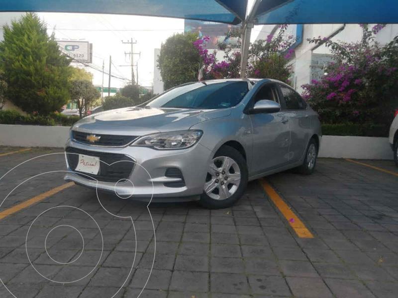 Chevrolet Cavalier LS usado (2018) color Plata Dorado precio $175,000