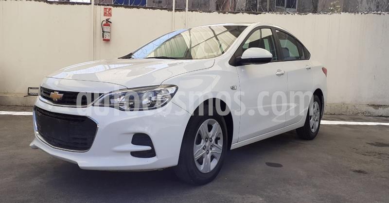 Chevrolet Cavalier LS Aut usado (2019) color Blanco precio $174,900