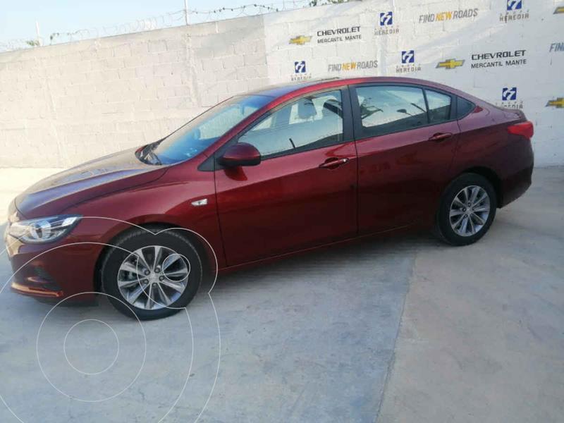 Foto OfertaChevrolet Cavalier Premier Aut  nuevo color Rojo precio $358,900