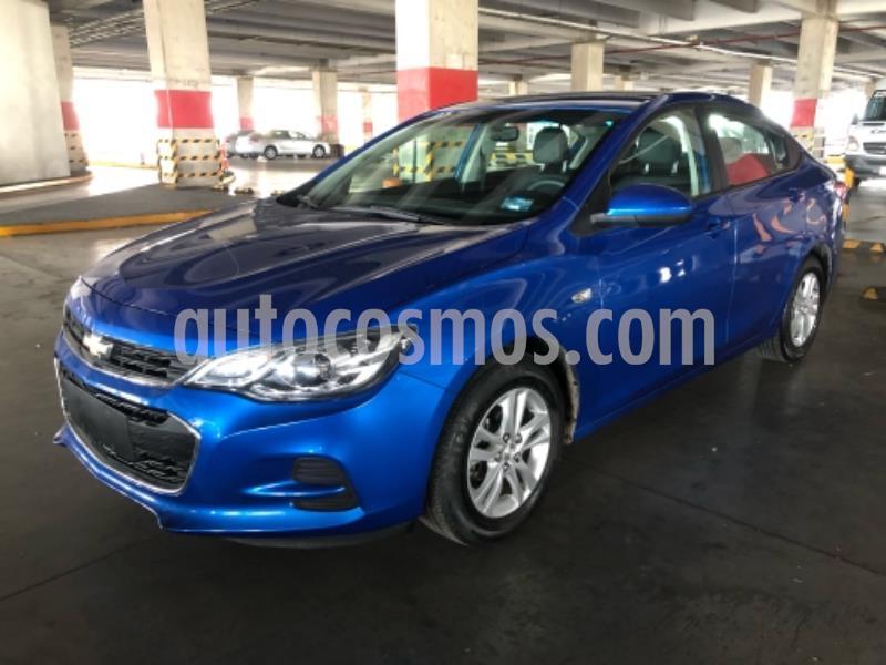 Chevrolet Cavalier 4 pts. B LT AT usado (2019) color Azul precio $199,900