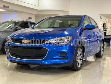 Chevrolet Cavalier Premier Aut usado (2019) color Azul precio $293,300