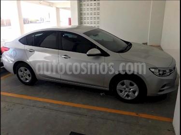 Chevrolet Cavalier LT Aut usado (2019) color Plata precio $218,000