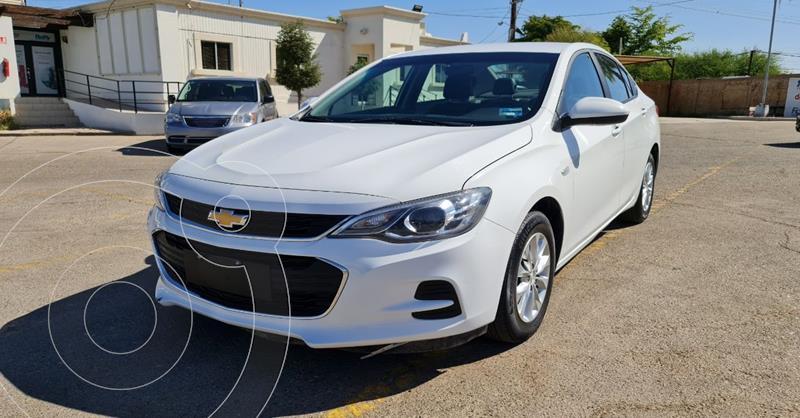 Foto Chevrolet Cavalier LT Aut usado (2020) color Blanco precio $204,900