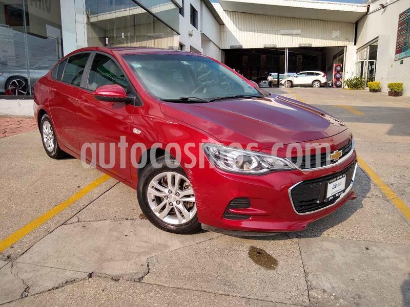 Chevrolet Cavalier LS Aut usado (2018) color Rojo precio $188,000